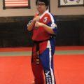 Jr.Instructor Brandon Cao