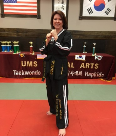 Instructor Jennifer Burita
