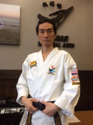 Grandmaster Um, Il Yong